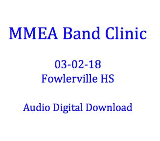 Fowlerville High School Concert Band