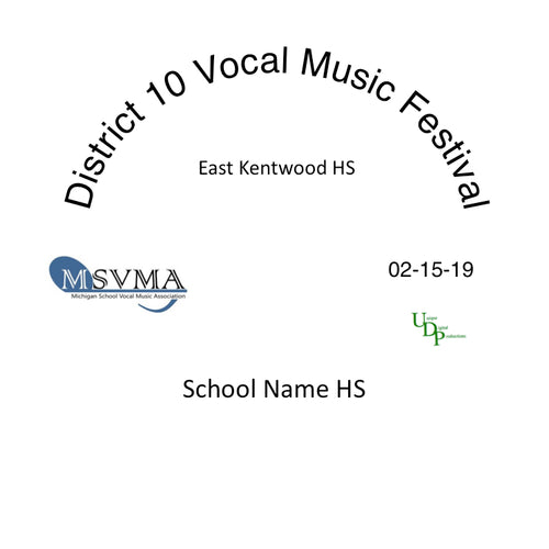 East Kentwood HS Concert Choir