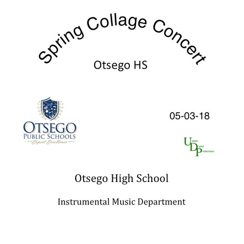 Otsego Spring Collage Concert