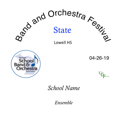 2019 Lowell HS Chamber Orchestra