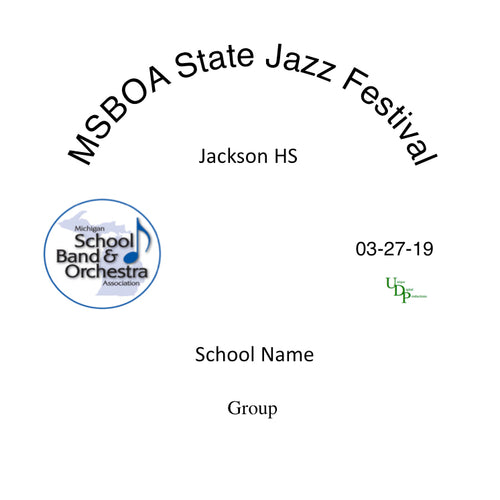 Jackson Parkside MS Jazz Band