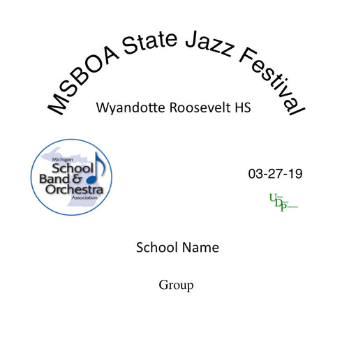 Grosse Pointe North HS Jazz Ensemble