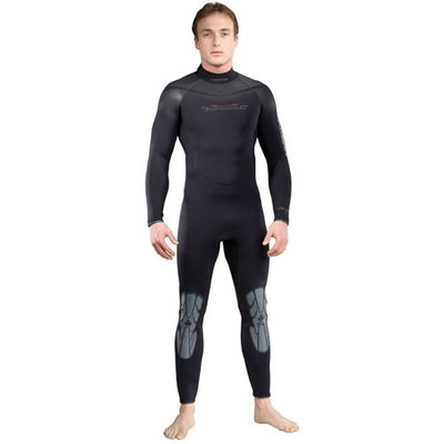 Akona Men's Quantum Stretch Full Wetsuit, 5mm