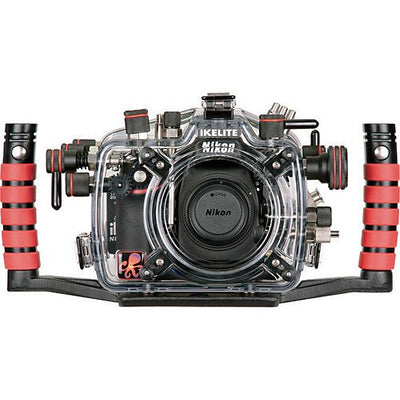 Ikelite 6812.8 Underwater Camera Housing for Nikon D-800 and D800E DSLR Camera