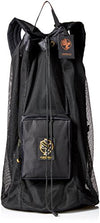 Akona Standard Mesh Backpack, Black