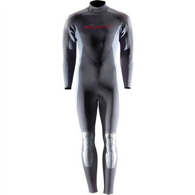 Akona Men's Quantum Stretch Full Wetsuit, 3mm