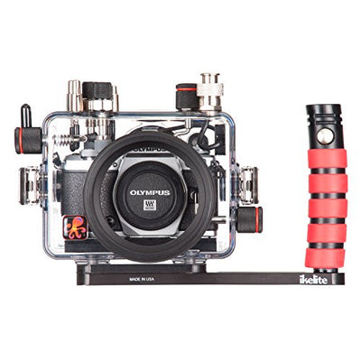 Ikelite 6950.52 Underwater Camera Housing for Olympus OM-D E-M5 Mark II Mirrorless Camera