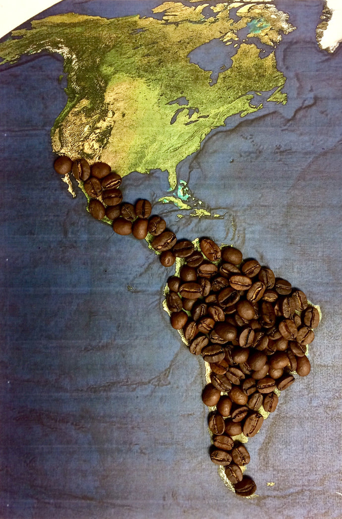 Coffee By Region: Central and South America