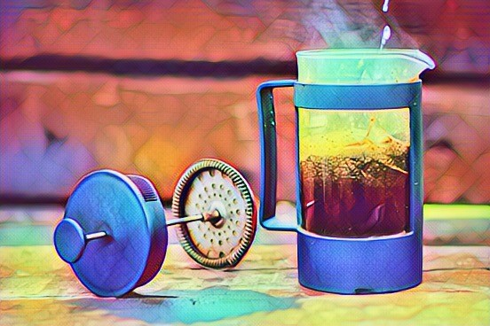 How to Make Coffee Using a French Press