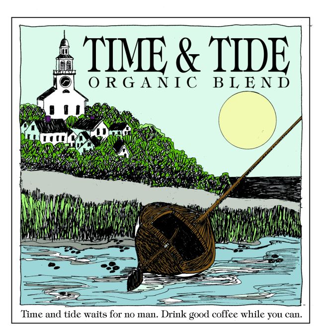 Time and Tide Organic