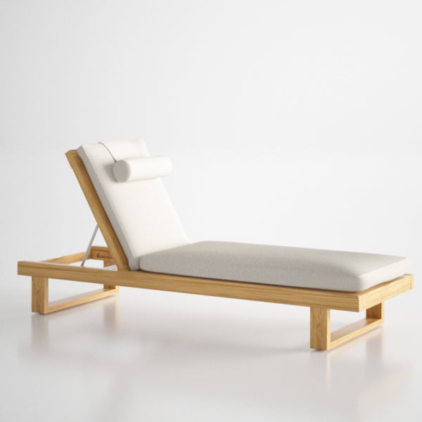 Wood Lounger