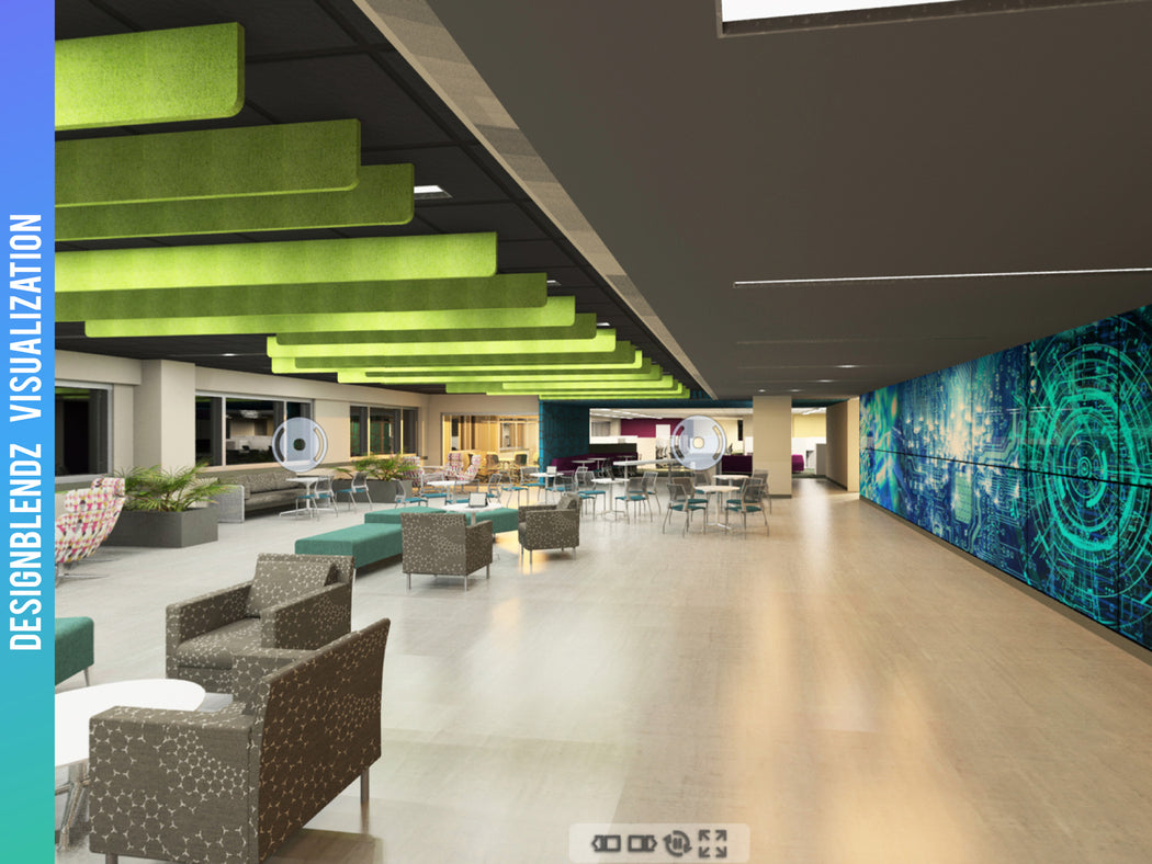 Virtual Tour: Interior Fit-Out