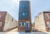 Design-Build Single-Family Row Home: Moyamensing