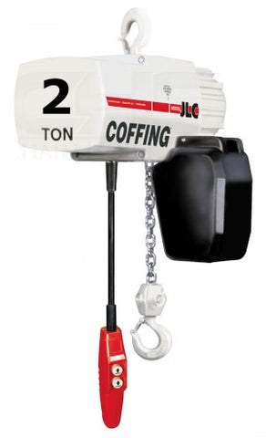 Coffing JLC 4008 Chain Hoist