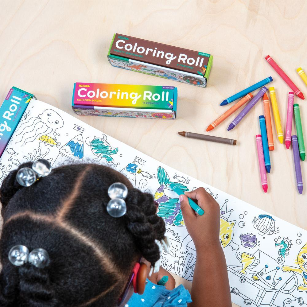 Coloring and Crafts for Kids from Mudpuppy
