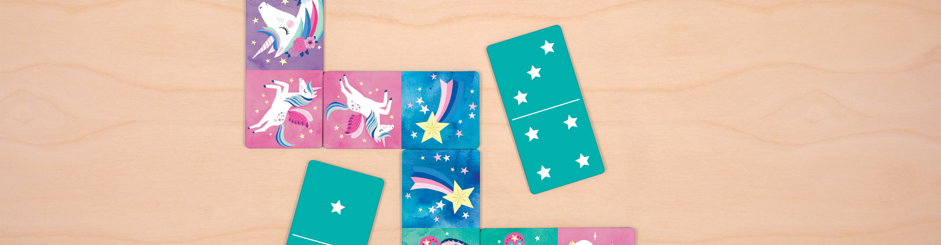 Magic Unicorn Collection from Mudpuppy