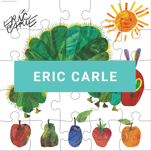 eric carle puzzles games toys