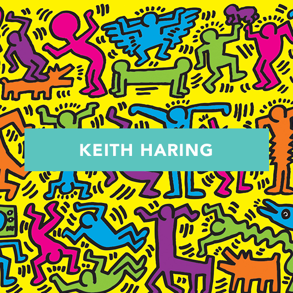 keith haring puzzles games toys