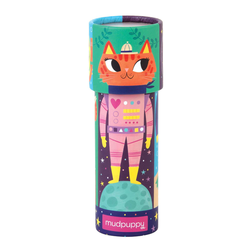 Adventure Cats Mix & Match Kaleidoscope Mix and Match Kaleidoscopes Mudpuppy