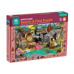 African Safari Search & Find Puzzle Search & Find Puzzles Mudpuppy