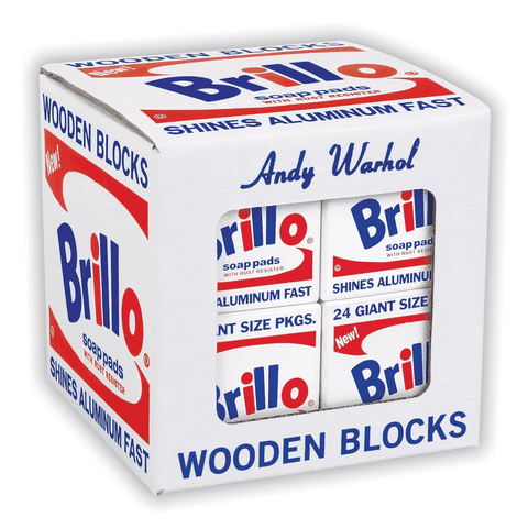 Andy Warhol A Is For Andy Board Book