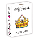 Andy Warhol Playing Cards Playing Cards Mudpuppy