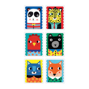 Animal Friends Puzzle Sticks Puzzle Sticks Mudpuppy