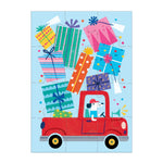Birthday Truck Greeting Card Puzzle Greeting Card Puzzles Mudpuppy