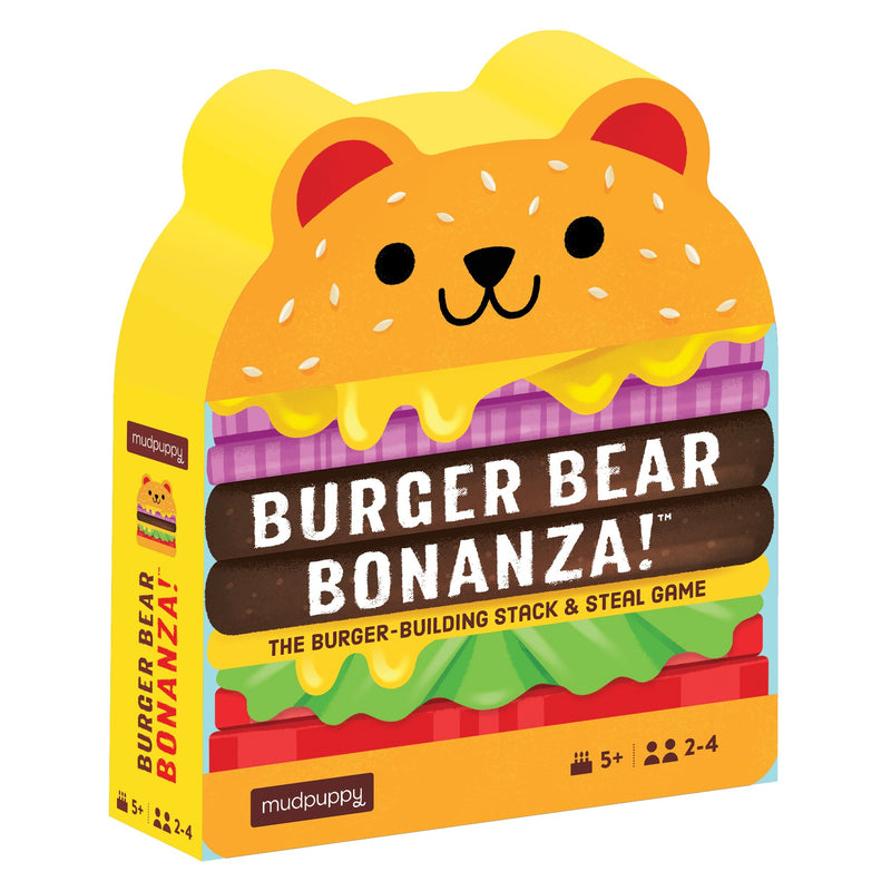 Burger Bear Bonanza Game Burger Bear Bonanza! Game Mudpuppy
