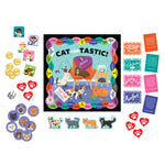 Cat-tastic! Board Game Board Games Mudpuppy