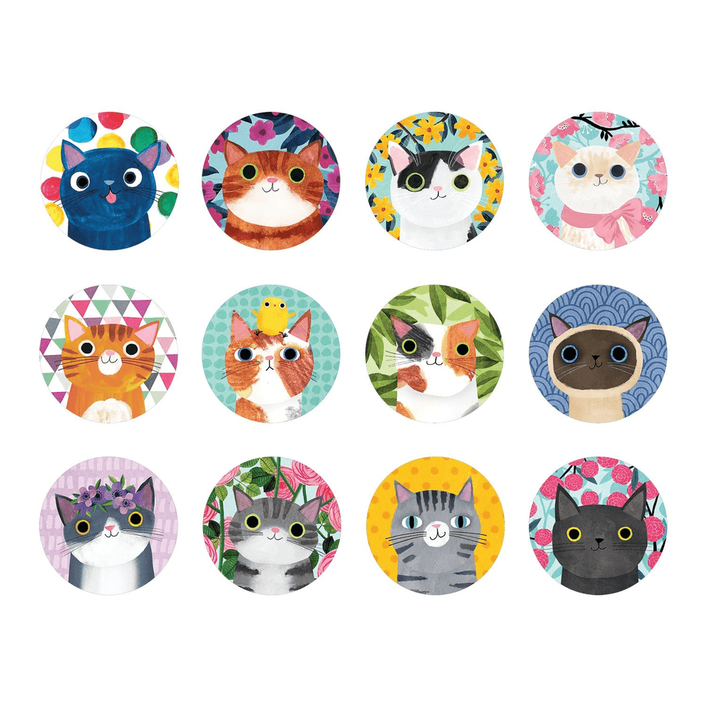 Cat's Meow Mini Memory Match Game Mini Memory Match Mudpuppy