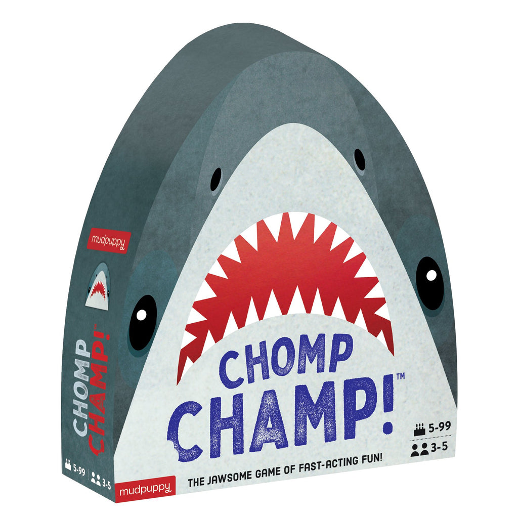 Chomp Champ Game Chomp Champ! Game Mudpuppy