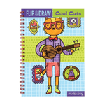 Cool Cats Flip & Draw sale Mudpuppy