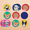 Dog Portraits Mini Memory Match Mini Memory Match Mudpuppy