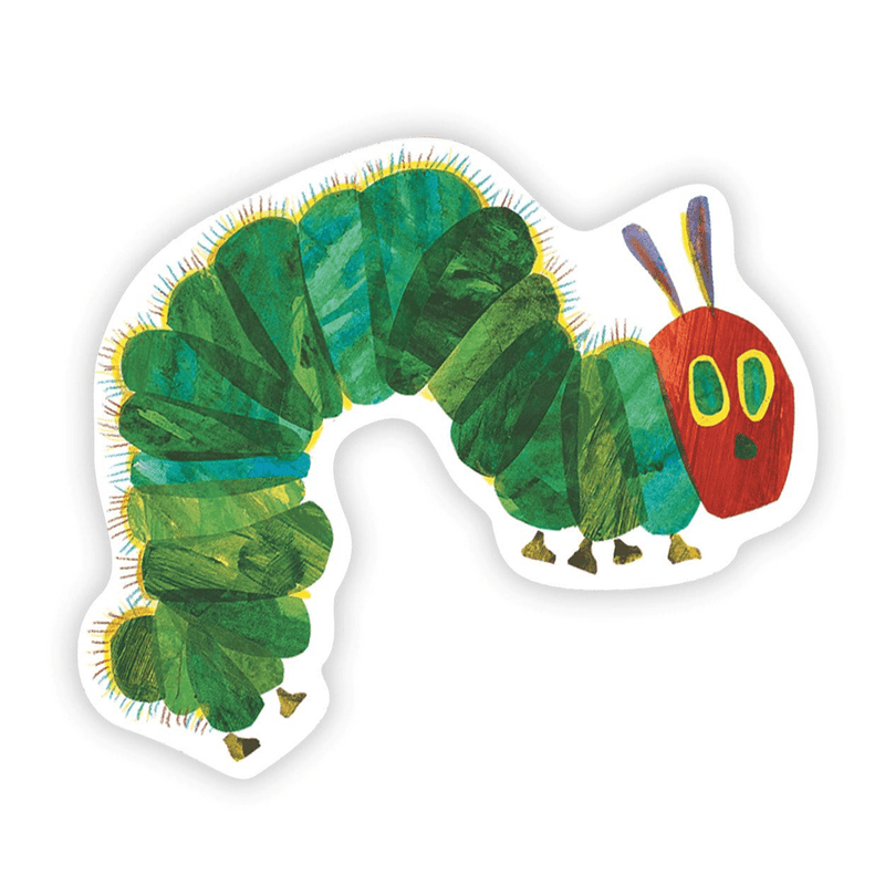 Eric Carle The Very Hungry Caterpillar & Friends Magnetic Character Set Magnetic Tin Playsets Mudpuppy