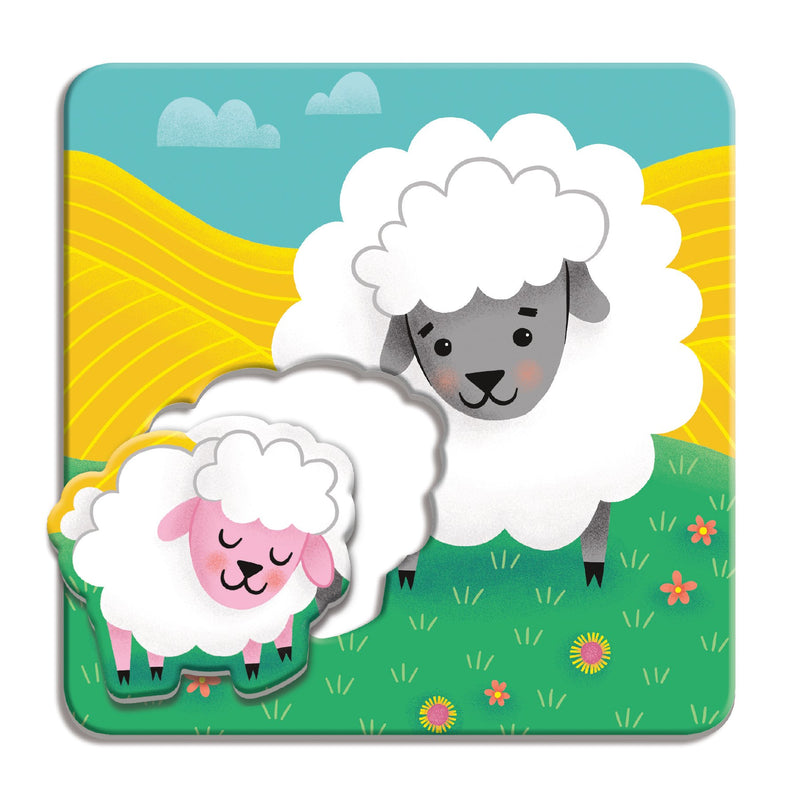 Farm Babies I Love You Match-Up Puzzles I Love You Match-Up Puzzles Mudpuppy