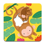 Jungle Babies I Love You Match-Up Puzzles I Love You Match-Up Puzzles Mudpuppy
