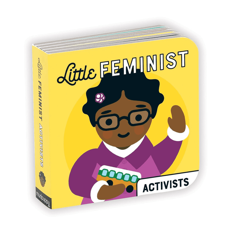 Little Feminist Board Book Set Board Books Mudpuppy