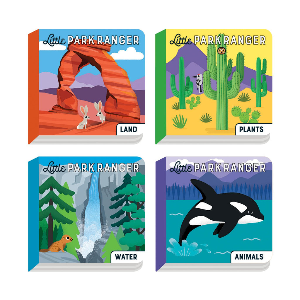 Little Park Ranger Board Book Set Board Books Little Series