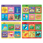 Little Traveler Bingo Bingo Games Little Series
