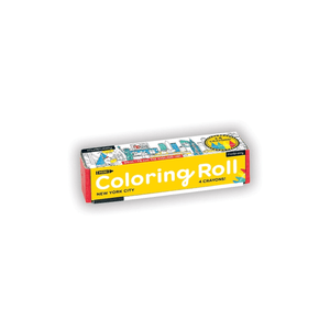 New York City Mini Coloring Roll Coloring Rolls Mudpuppy