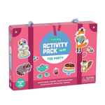 Tea Party Activity Pack to Go Activity Packs to Go Mudpuppy