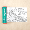 Under The Sea Mini Coloring Roll Coloring Rolls Mudpuppy