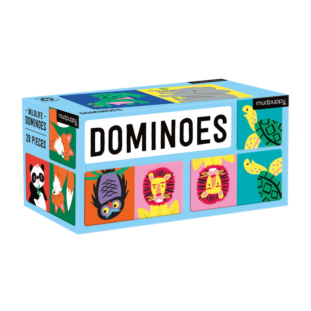 Wildlife Dominoes Dominoes Mudpuppy