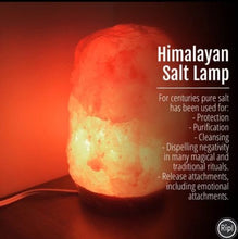 Salt Lamp - CuartoAstral