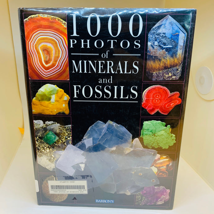 1000 Photos of Minerals and Fossils