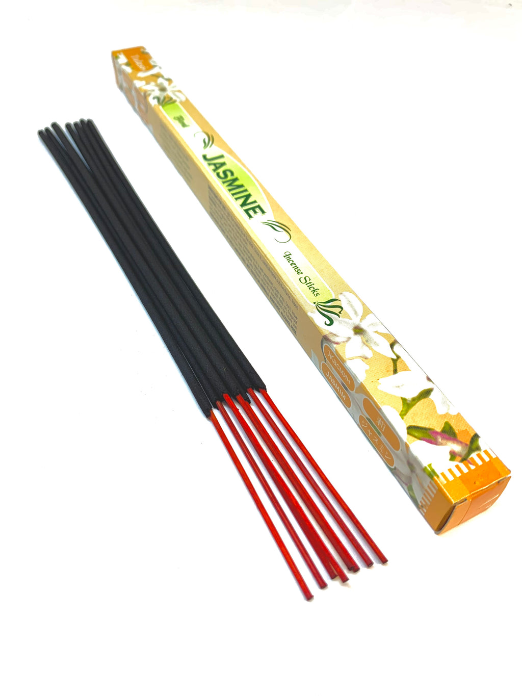 Jasmine Incense Sticks (Pack of 8 sticks)