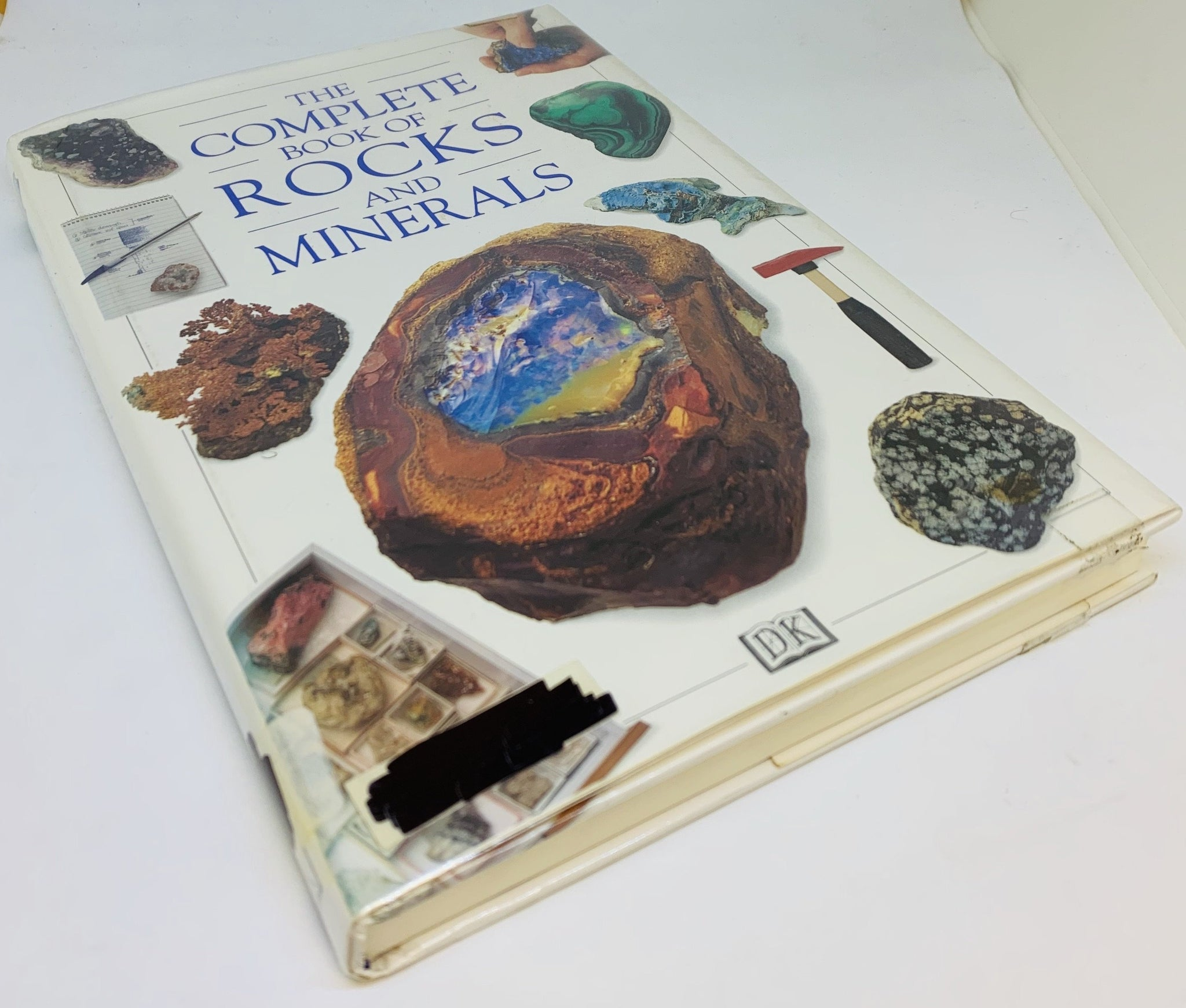 The Complete Book of Rocks and Minerals