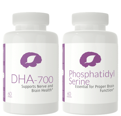 Brain Health Bundle - DHA & Phosphatidylserine