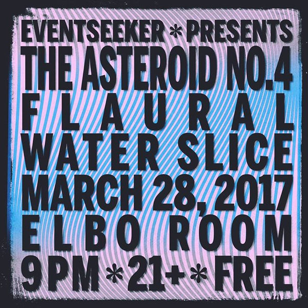 A4 @ Elbo Room, SF Tuesday March 28